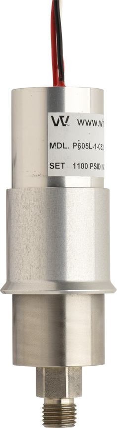 High Pressure (>600 psi)
