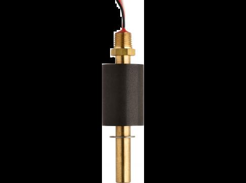 L10 - Vertical Brass/Buna Temp Level Switch