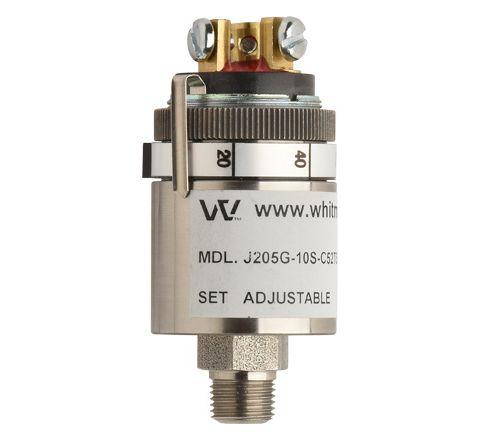 J205G High Pressure Low Set Point Pressure Switch