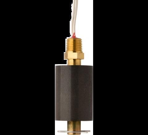 L60 Series Vertical Mount Brass Buna Liquid Level Switch