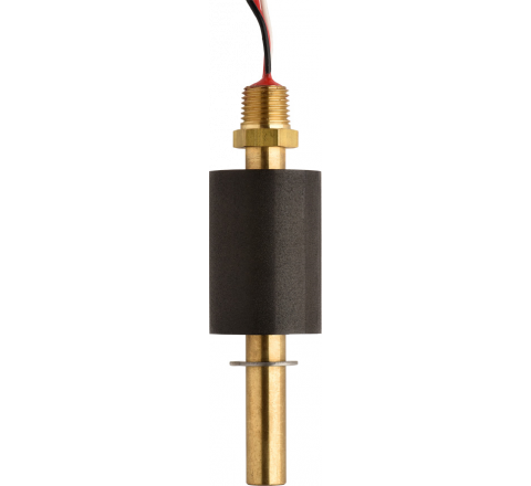 L10 - Vertical Brass/Buna Temp Level Switch