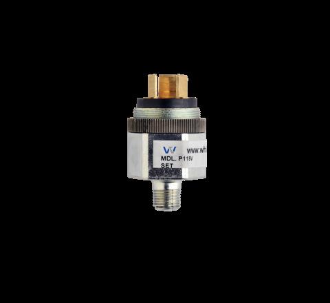 P119V Zinc Diecast Body Vacuum Switch