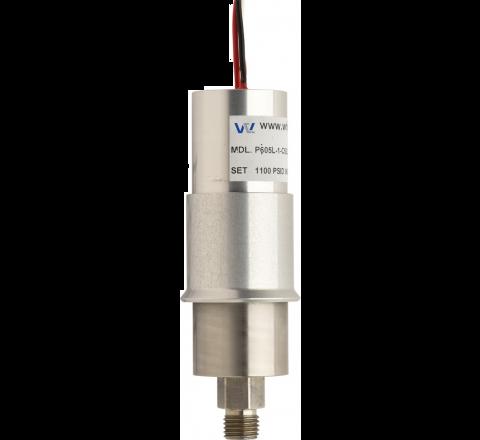 P605L - High Pressure / High Set Point (longbody, NEMA 4)